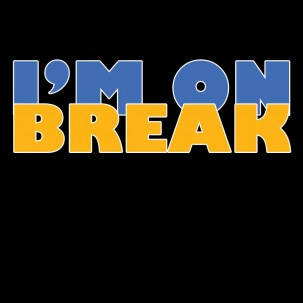 Image result for on break