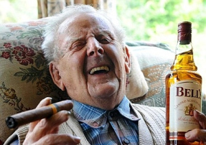 old-man-drinking-whiskey-and-smoking